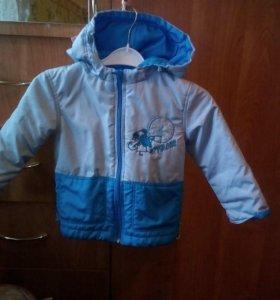 Куртки осень(сбор пакет)