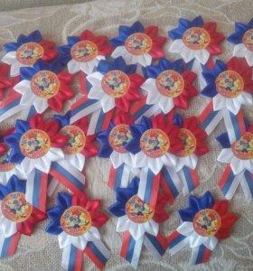 Медальки на выпускной