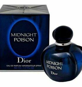 Духи. Midnight Poison Dior