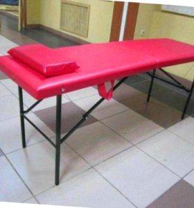 Массажный стол,косметологическая кушетка