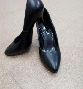 Туфли (кожанные)