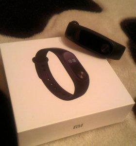 Фитнес - браслет Xiaomi Mi Band 2