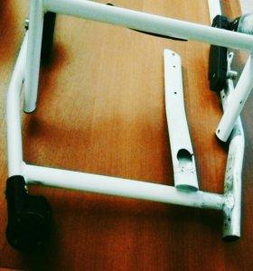 Сварка колясок велосипедов самокатов санок
