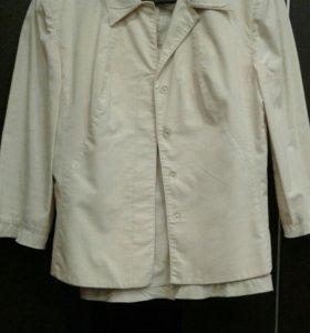 Пиджак и юбка летние
