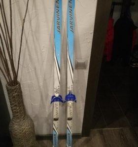 Лыжи 145см