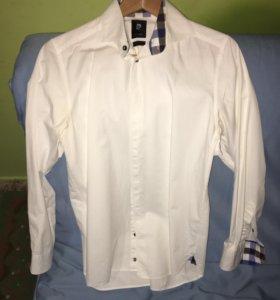 Рубашка Pierre Cardin (приталенная размер М