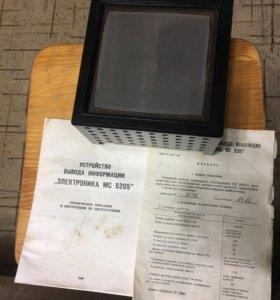 Электроника МС 6205