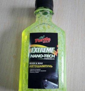 Автошампунь Extreme Nano-Tech 80мл и 100мл
