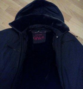 Куртка зимняя, меховая