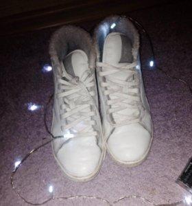 Ботинки зимние Reebok