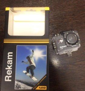 Пробам экшен камеру