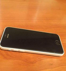 Продам iPhone 5C,16 Gb