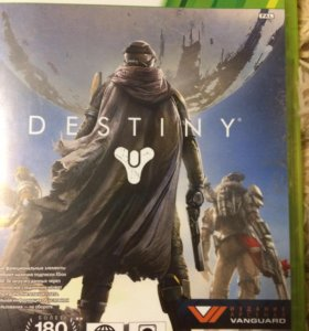 Игра на Xbox 360 Destiny