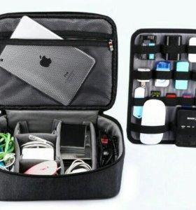 Универсальная сумка д/камеры, экшен камеры/гоу про