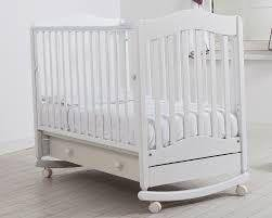 Детская кроватка «Ванечка» и кокосовый матрас