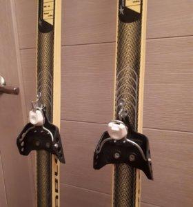 Лыжи Sable 195 + палки