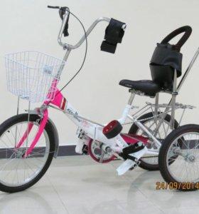 «Велодоктор» велосипед для детей с ДЦП