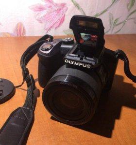 Фотоаппарат olympus stylus SP-100EE