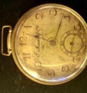 Часы наручные немецкие времен Великой Отеч войны
