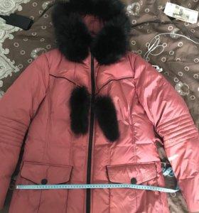 Куртка зимняя 50-52 размер
