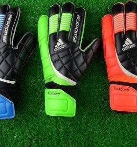 Фирменные Перчатки Вратарские Adidas