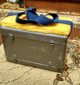 Стул-ящик для рыбалки.