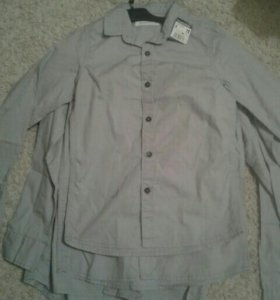 Рубашки новые