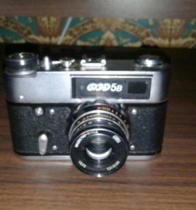 ФЭД 5В фотоаппарат