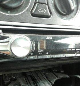 JVC автомагнитола