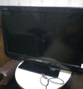 Lcd телевизор Sharp