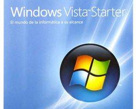 НОВОЕ лицензия Windows vista starter