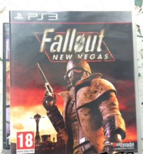 Sony PS3, fallout new Vegas