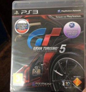Sony PS3,Gran Turismo 5