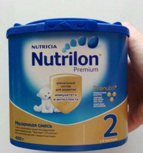 Смесь Nutrilon Premium 2(400 г)