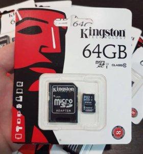 USB флешки и Micro SD(карты памяти)