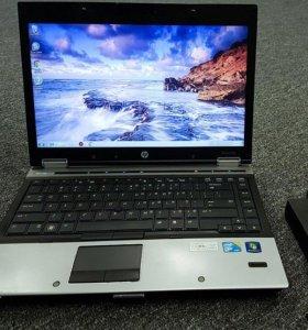 HP EliteBook 8440p Core i5, 14'HD, Cam, 3G
