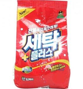 Корейские стиральные порошки Sandokkaebi