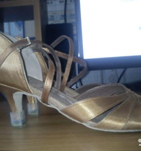 Туфли для бального танца