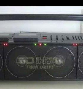 HITACHI TRK-3D88e. 3D BASS SUPER WOOFER