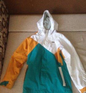 Куртка+штаны для сноуборда продам
