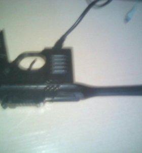 5 пули пистолет