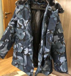 Костюм зимний военный (куртка и штаны)