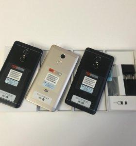 Смартфоны Xiaomi Redmi note 4x 16,32,64gb.Новые