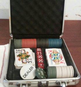 """Игровой набор """"Покер"""""""