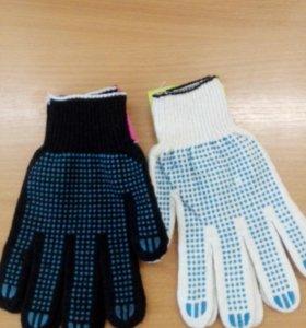 Рабочие перчатки, упаковка
