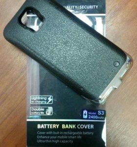 Чехол-аккумулятор для Samsung s3, s4, s5