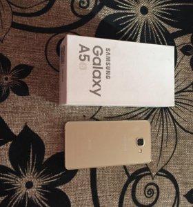 Samsung Гэлакси а5 (2016)