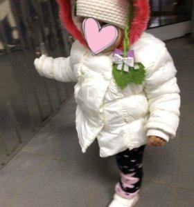 Курточка на холодную весну-осень