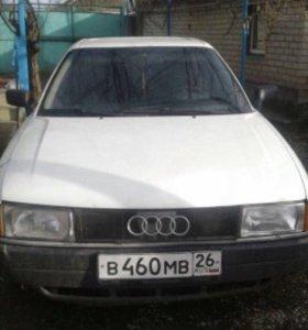 Audi 80 1.5 MT , 1988 седан