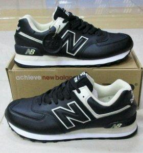 NB 574 кожа